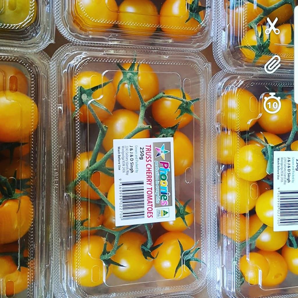 Phoonies fresh produce   point of interest   2909 Pacific Hwy, Woolgoolga NSW 2456, Australia   0411810541 OR +61 411 810 541