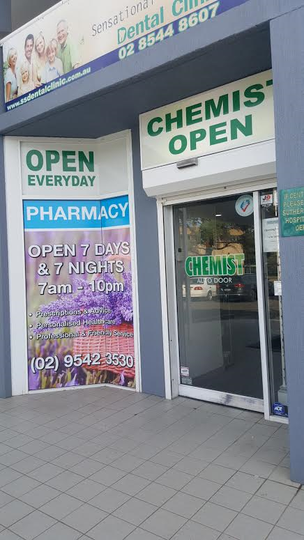 David Wilson Chemist | health | 498-500 Princes Hwy, Kirrawee NSW 2232, Australia | 0295423530 OR +61 2 9542 3530