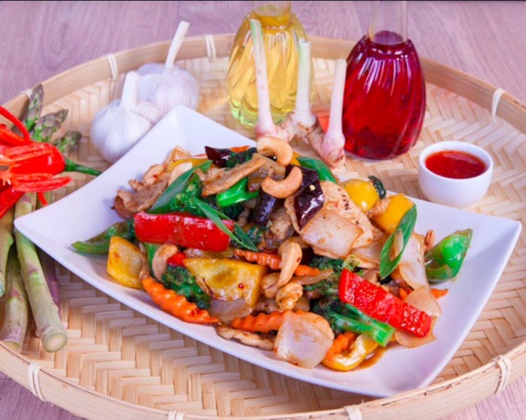 Thai Junction Kitchen - Meal takeaway | 2 Chinook St