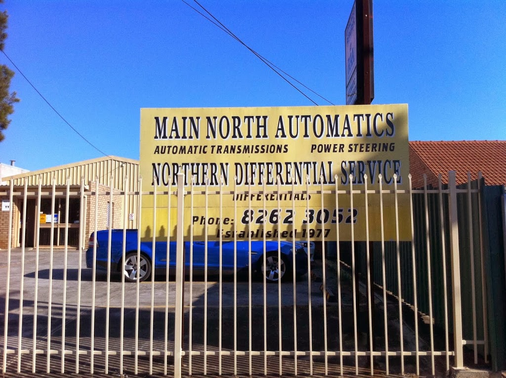 Main North Automatics & Driveline | car repair | 41 Audrey Ave, Blair Athol SA 5084, Australia | 0882623052 OR +61 8 8262 3052