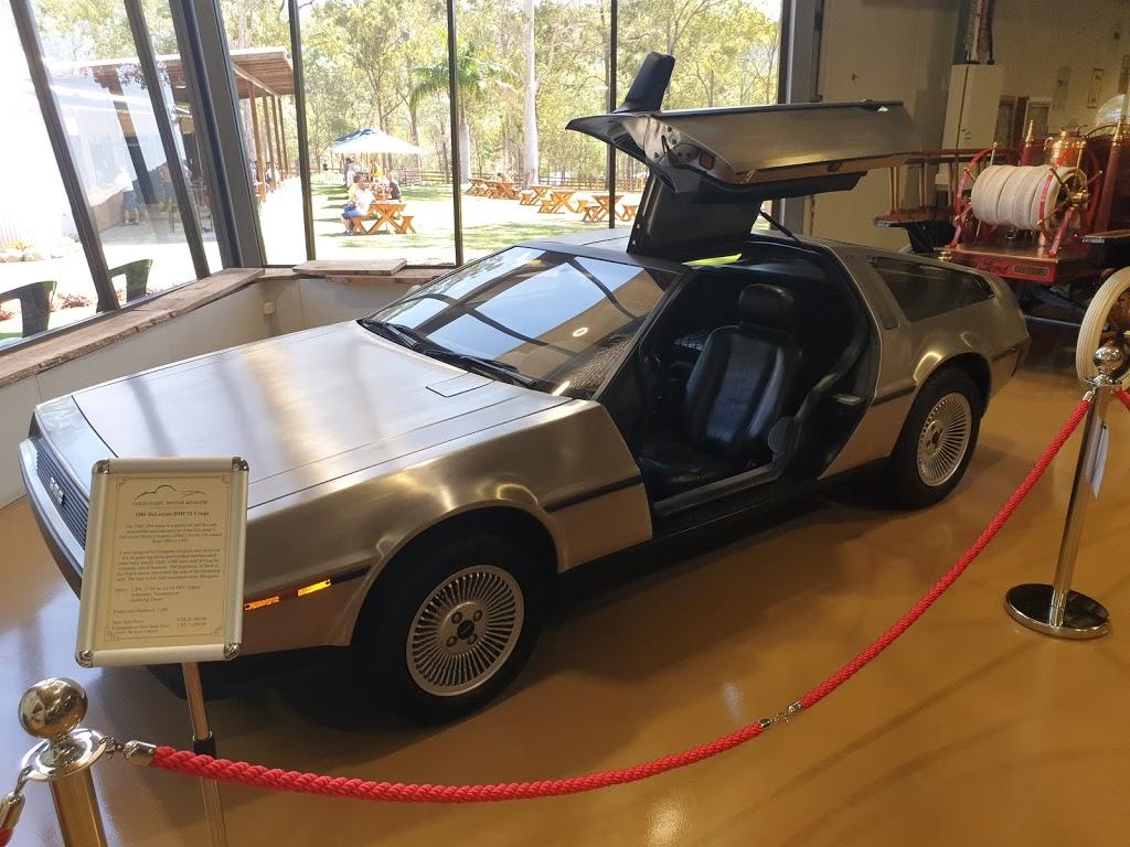 Gold Coast Motor Museum | museum | 107 Kriedeman Rd, Upper Coomera QLD 4209, Australia | 0452076292 OR +61 452 076 292