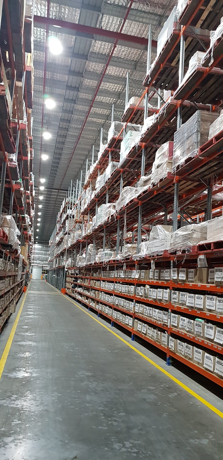 Schneider Electric National Distribution Centre | storage | 50 Stennett Rd, Ingleburn NSW 2565, Australia | 137328 OR +61 137328