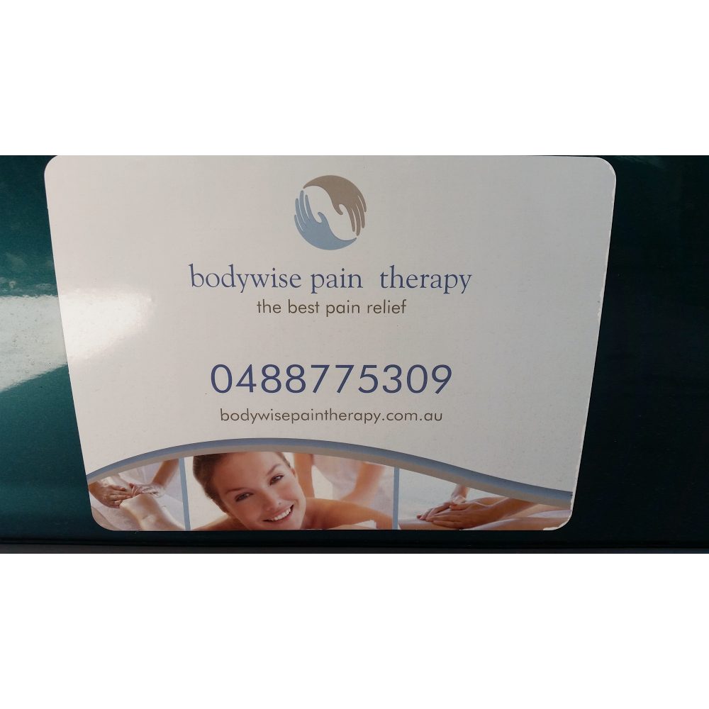 Bodywise Pain Therapy | point of interest | 20 Laver St, Morayfield QLD 4506, Australia | 0488775309 OR +61 488 775 309
