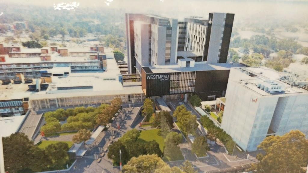 New Westmead Emergency Hospital   hospital   195 Hawkesbury Rd, Westmead NSW 2145, Australia   0288905555 OR +61 2 8890 5555