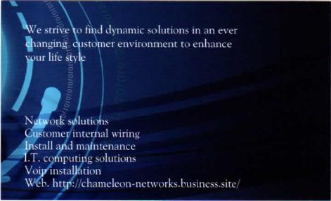 Chameleon Networks | point of interest | 240 Sunninghill Rd, Windellama NSW 2580, Australia | 0428727409 OR +61 428 727 409