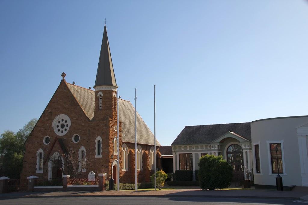 Saint Andrews Presbyterian Church | church | 11 Harold St, Forbes NSW 2871, Australia