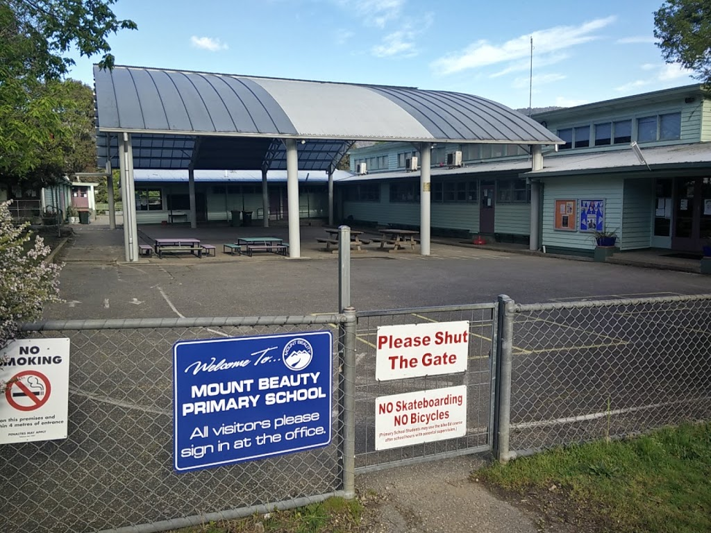 Mount Beauty Primary School | fire station | Lakeside Ave, Mount Beauty VIC 3699, Australia | 0357544354 OR +61 3 5754 4354