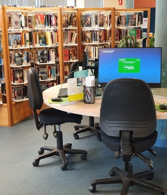Mannum School & Community Library | library | 49 Walker Ave, Mannum SA 5238, Australia | 0885692005 OR +61 8 8569 2005