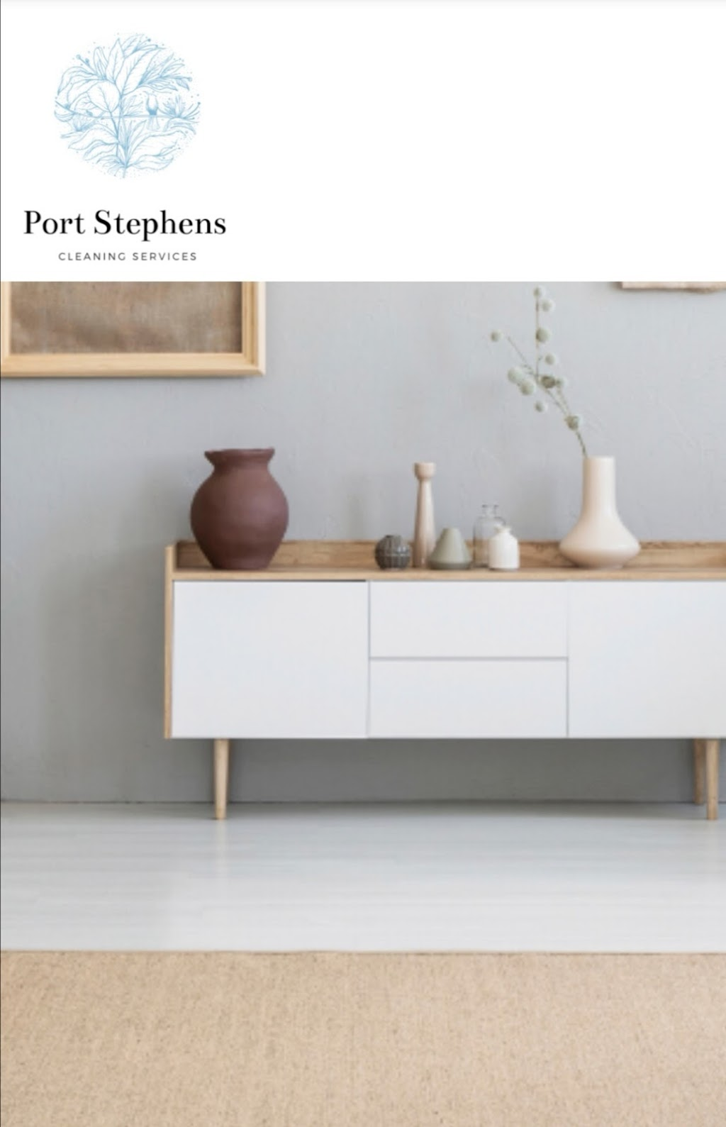 Port Stephens Cleaning Services   point of interest   Drummer St, Corlette NSW 2315, Australia   0406204408 OR +61 406 204 408