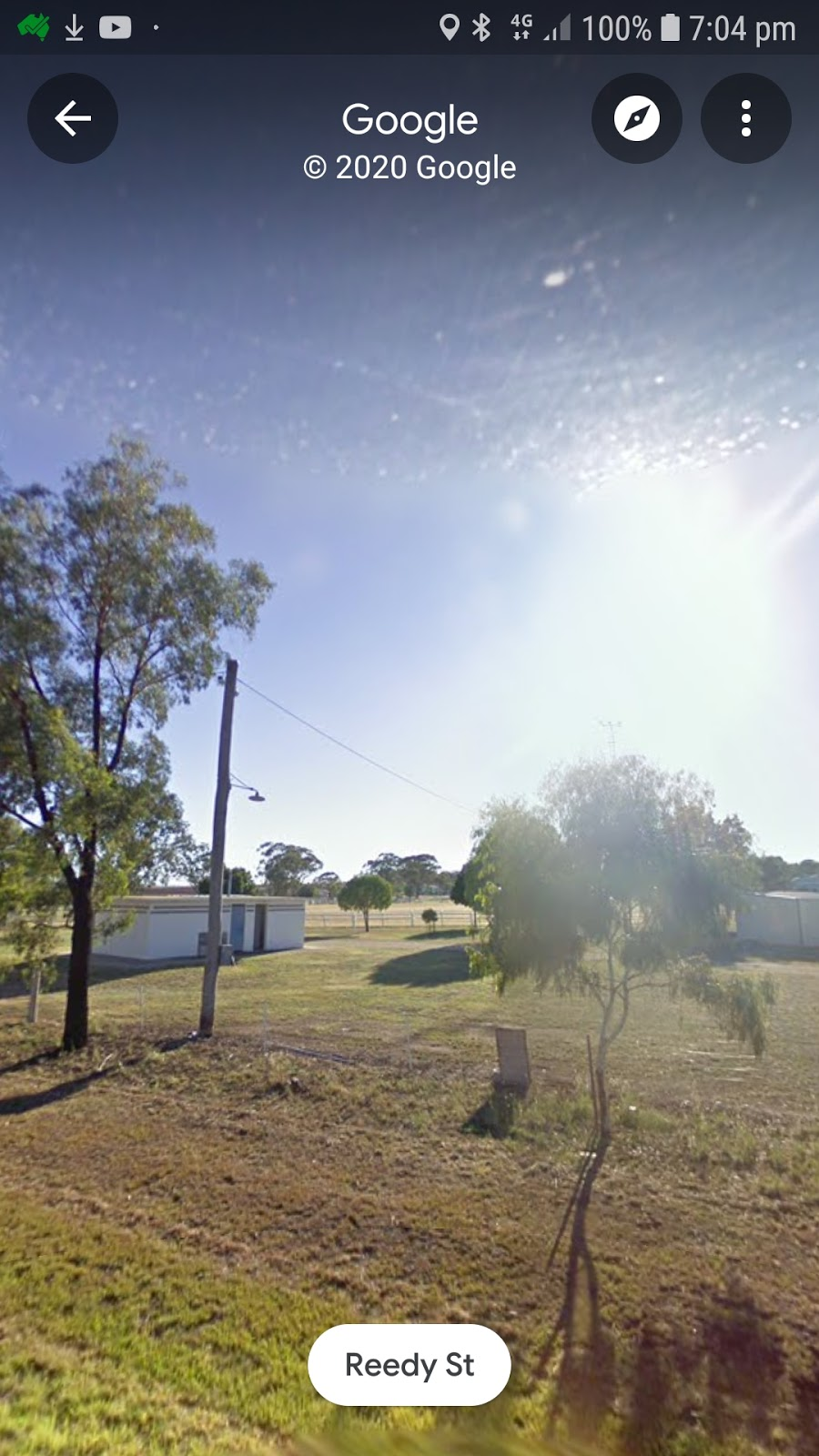 Delungra Showground | lodging | Reedy St, Delungra NSW 2403, Australia