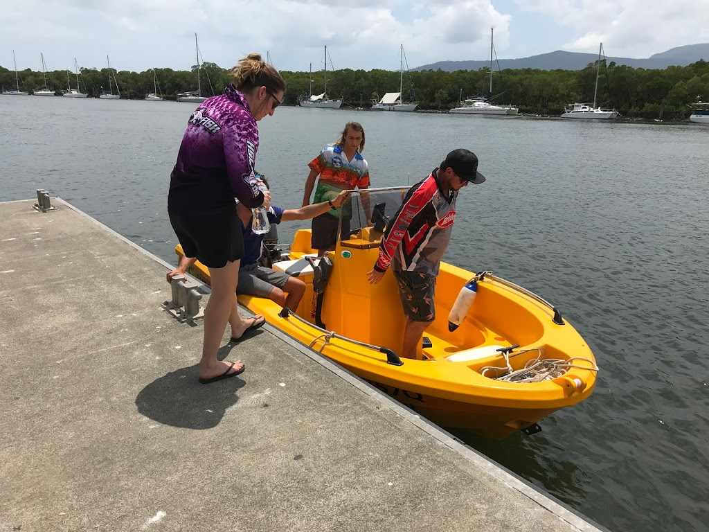 Cairns Boating College- ABC FNQ | travel agency | The Pier Shopping Centre, 1 Pier Point Rd, Cairns City QLD 4870, Australia | 0448814655 OR +61 448 814 655
