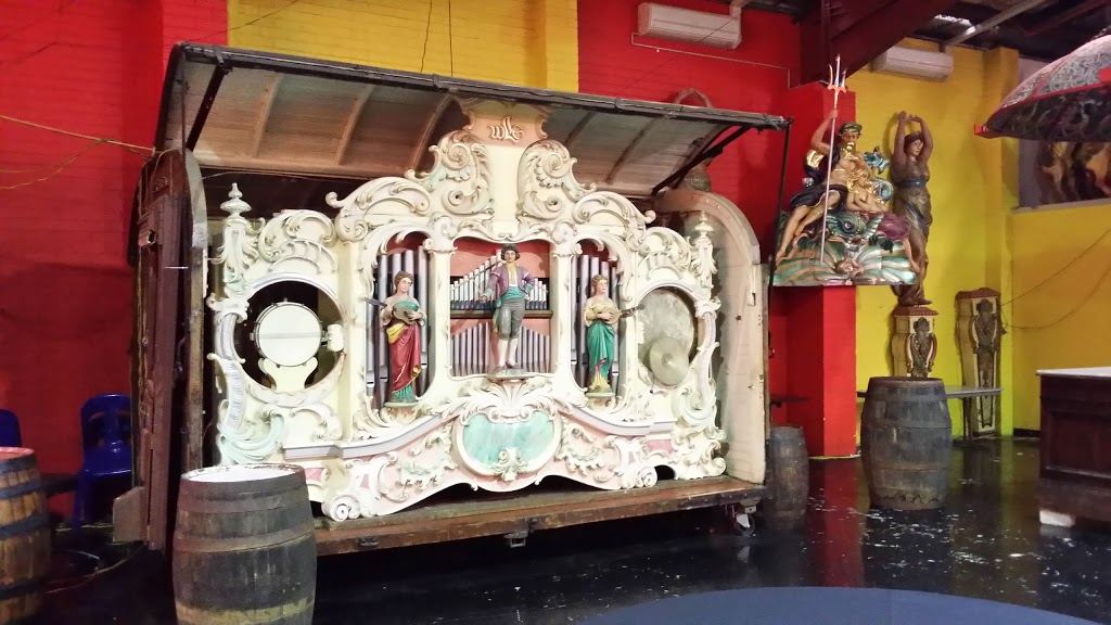 Fairground Follies | museum | 93 Kirkham Rd, Bowral NSW 2576, Australia | 0419866855 OR +61 419 866 855