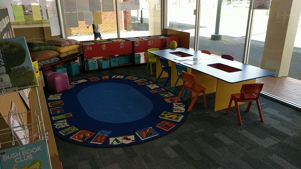 Camperdown Library | library | 212 Manifold St, Camperdown VIC 3260, Australia | 0355932356 OR +61 3 5593 2356