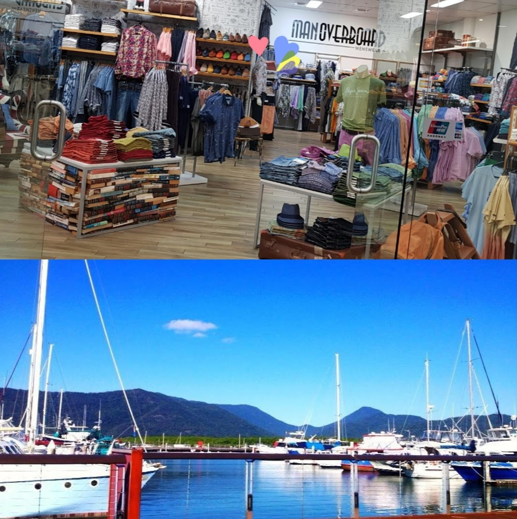 Man Overboard | clothing store | Pier Point Rd, Cairns City QLD 4870, Australia | 0740311196 OR +61 7 4031 1196
