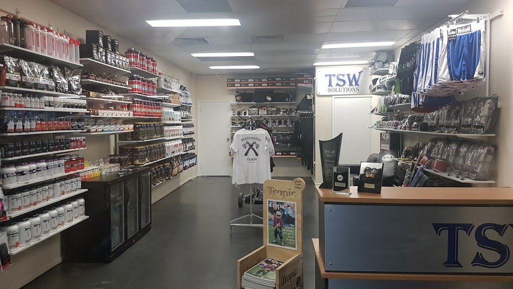 TSW Solutions - Berserkers Gym | gym | 5/113 Sheridan St, Cairns City QLD 4870, Australia | 0458726069 OR +61 458 726 069