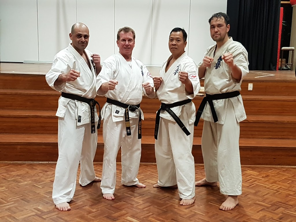 Dulwich Hill Karate Club | health | 151 Constitution Rd, Dulwich Hill NSW 2203, Australia | 0415770585 OR +61 415 770 585