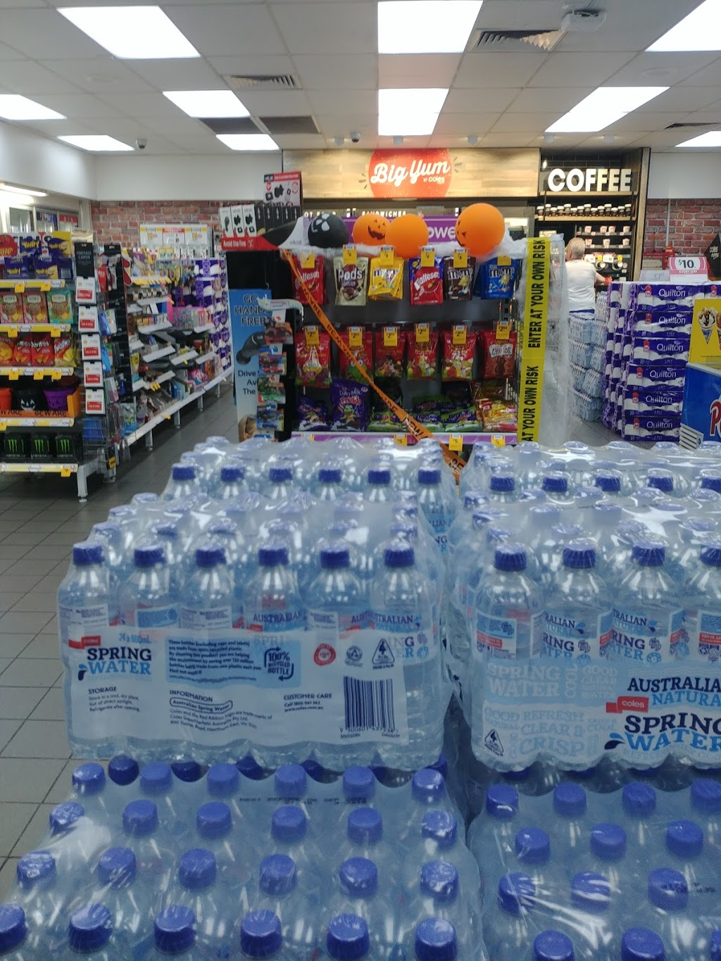 Shell Coles Express Cleveland | gas station | 230 Bloomfield St (Corner, Princess St, Cleveland QLD 4163, Australia | 0737340914 OR +61 7 3734 0914