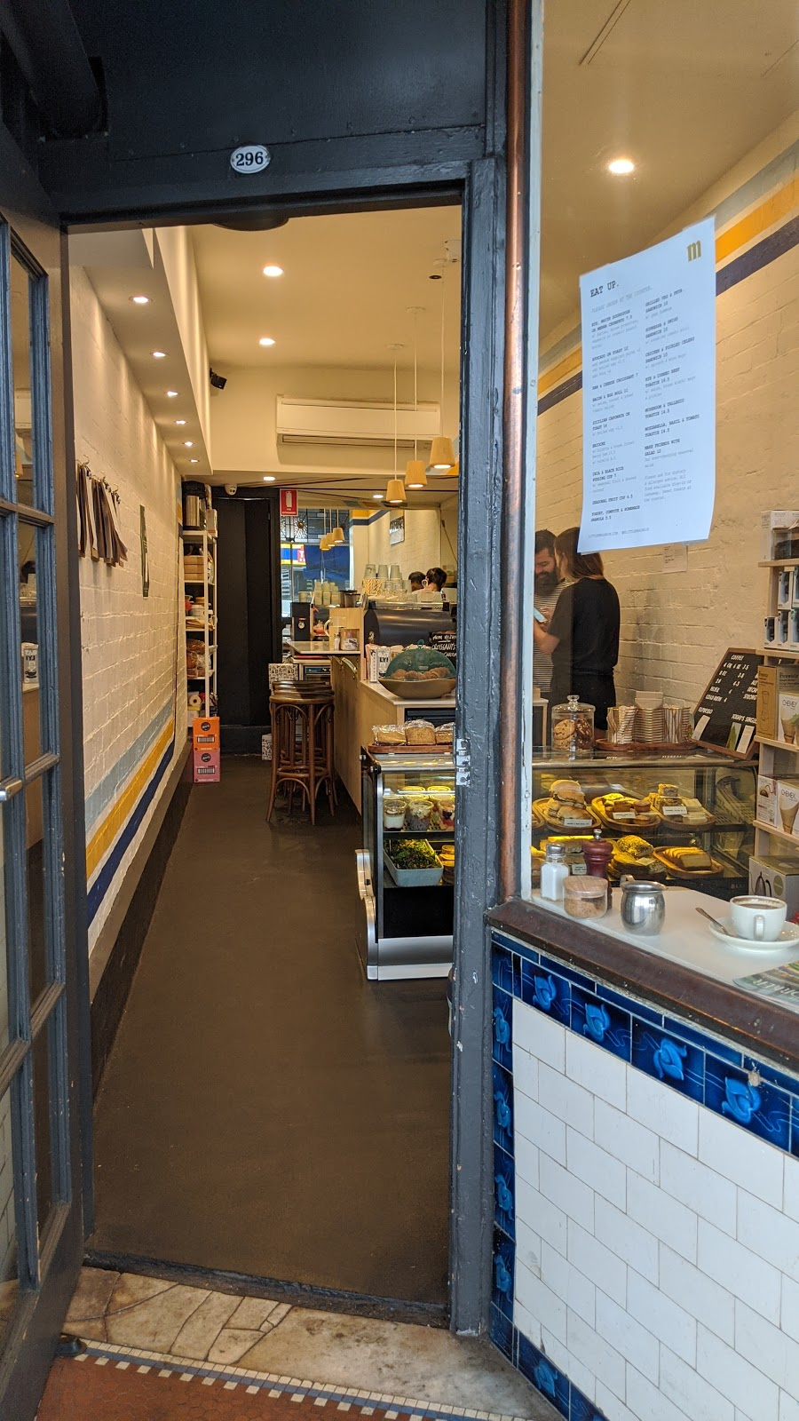 Little M | cafe | 296 Darling St, Balmain NSW 2041, Australia | 0295576980 OR +61 2 9557 6980