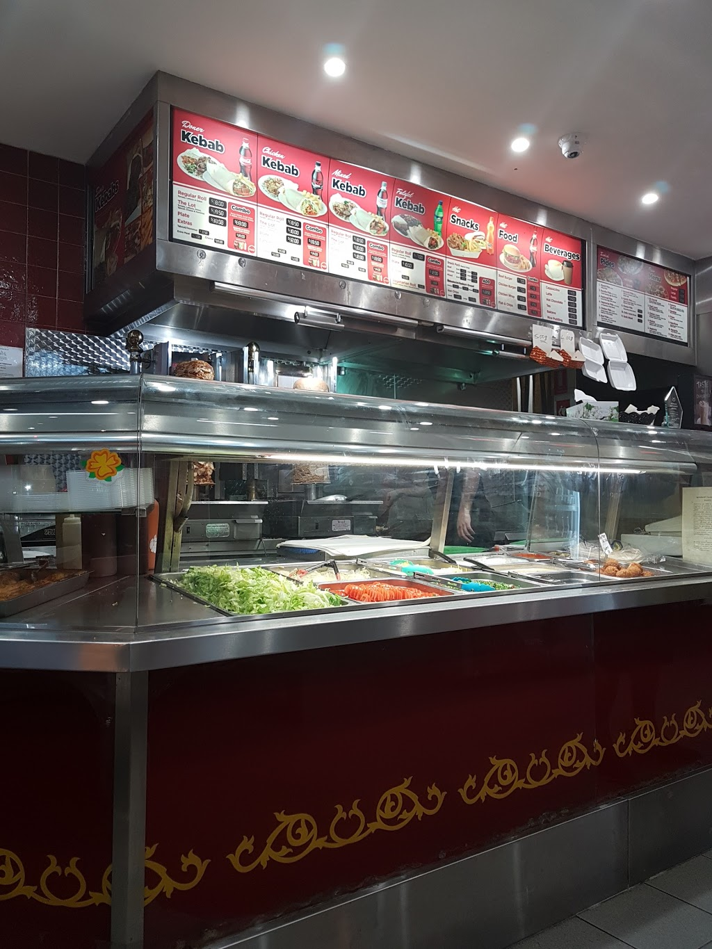 SIM Kebab House | meal delivery | 160 Liverpool Rd, Ashfield NSW 2131, Australia | 0297977909 OR +61 2 9797 7909
