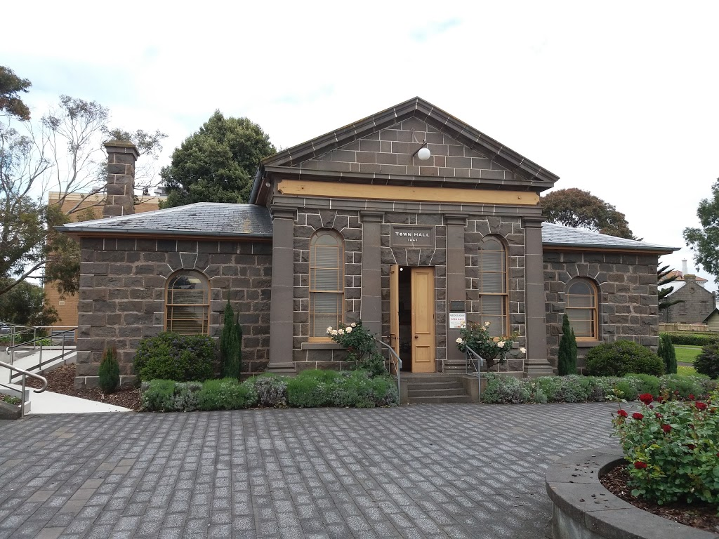 History House (Old Town Hall) | museum | 95 Cliff St, Portland VIC 3305, Australia | 0355222266 OR +61 3 5522 2266