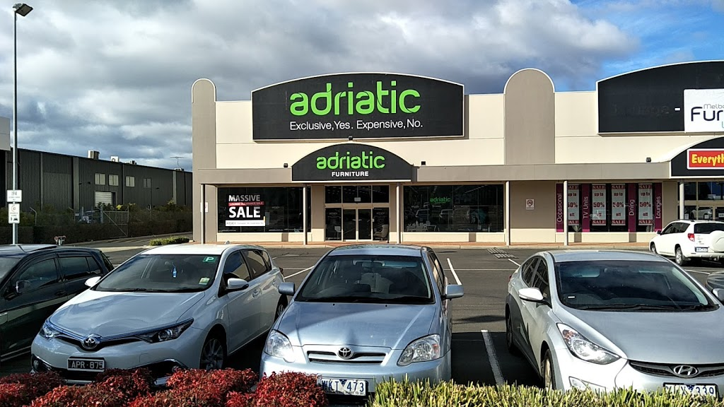Adriatic Furniture | furniture store | 194 Old Geelong Rd, Hoppers Crossing VIC 3029, Australia | 0397493122 OR +61 3 9749 3122
