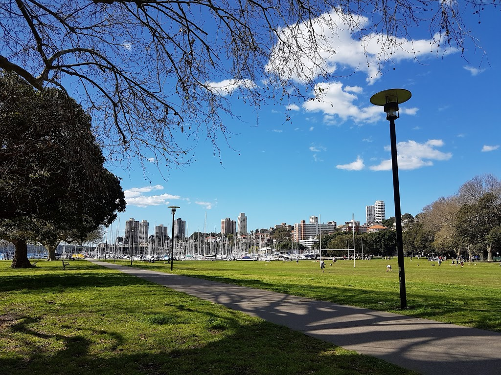 Yarranabbe Park | park | New Beach Road, Darling Point NSW 2027, Australia | 0293917000 OR +61 2 9391 7000