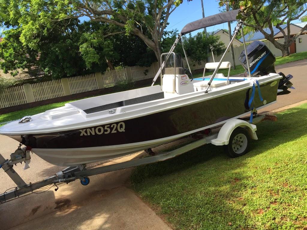 Brisbane Boat Painting pty.ltd   point of interest   1/100 Beveridge Rd, Thornlands QLD 4164, Australia   0738213671 OR +61 7 3821 3671