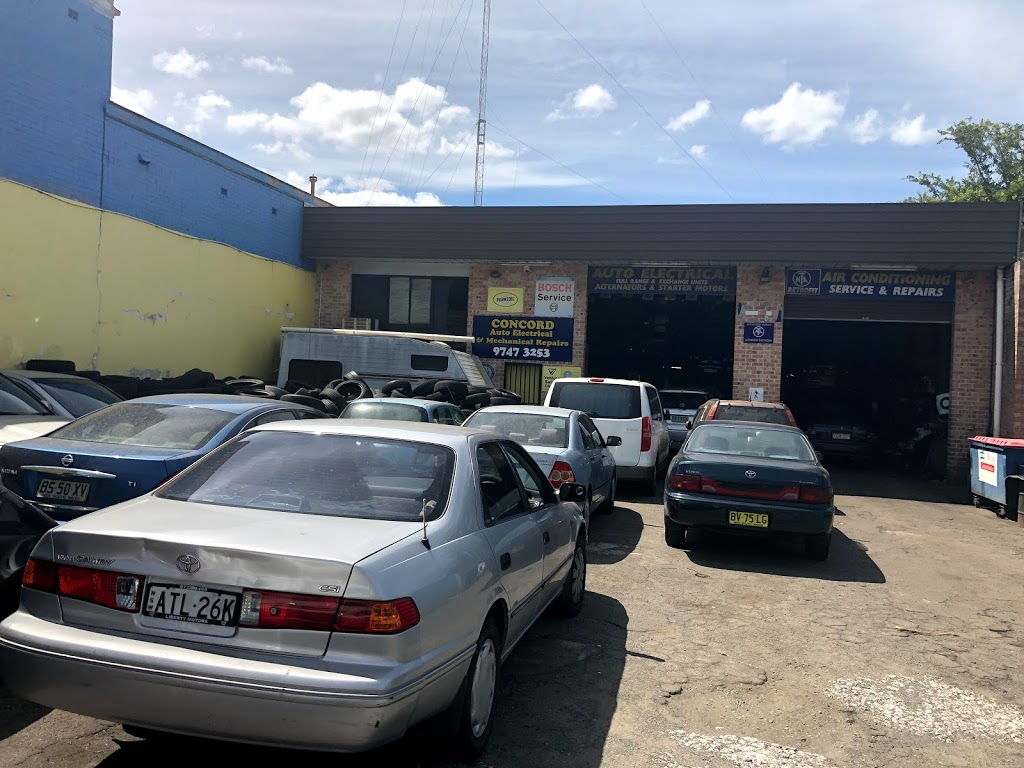 Concord Auto Electrical   car repair   95 Parramatta Rd, Concord NSW 2137, Australia   0297473253 OR +61 2 9747 3253
