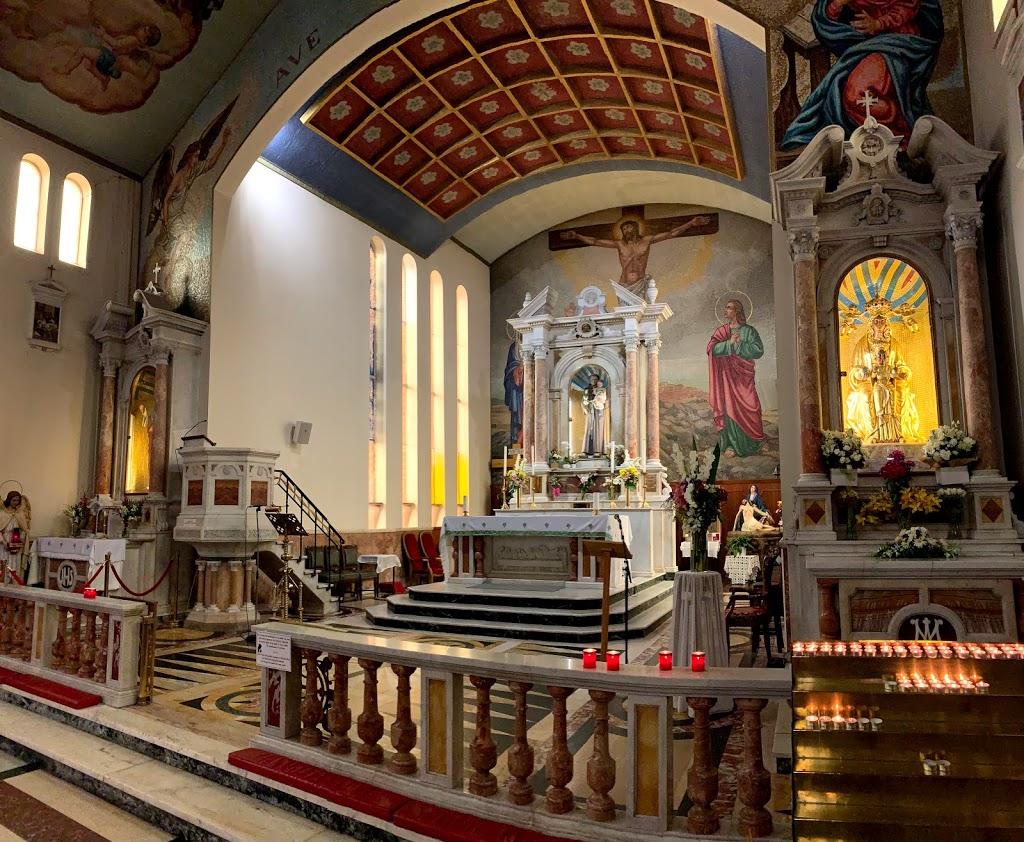 St Anthonys Capuchin Friary Church   church   182 Power St, Hawthorn VIC 3122, Australia   0398193775 OR +61 3 9819 3775