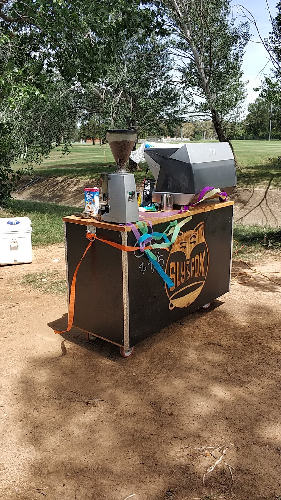 Sly Fox Coffee | cafe | MacArthur Ave, OConnor ACT 2602, Australia | 0411570209 OR +61 411 570 209