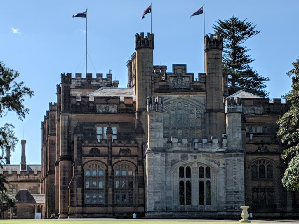 Government House | museum | Sydney NSW 2000, Australia