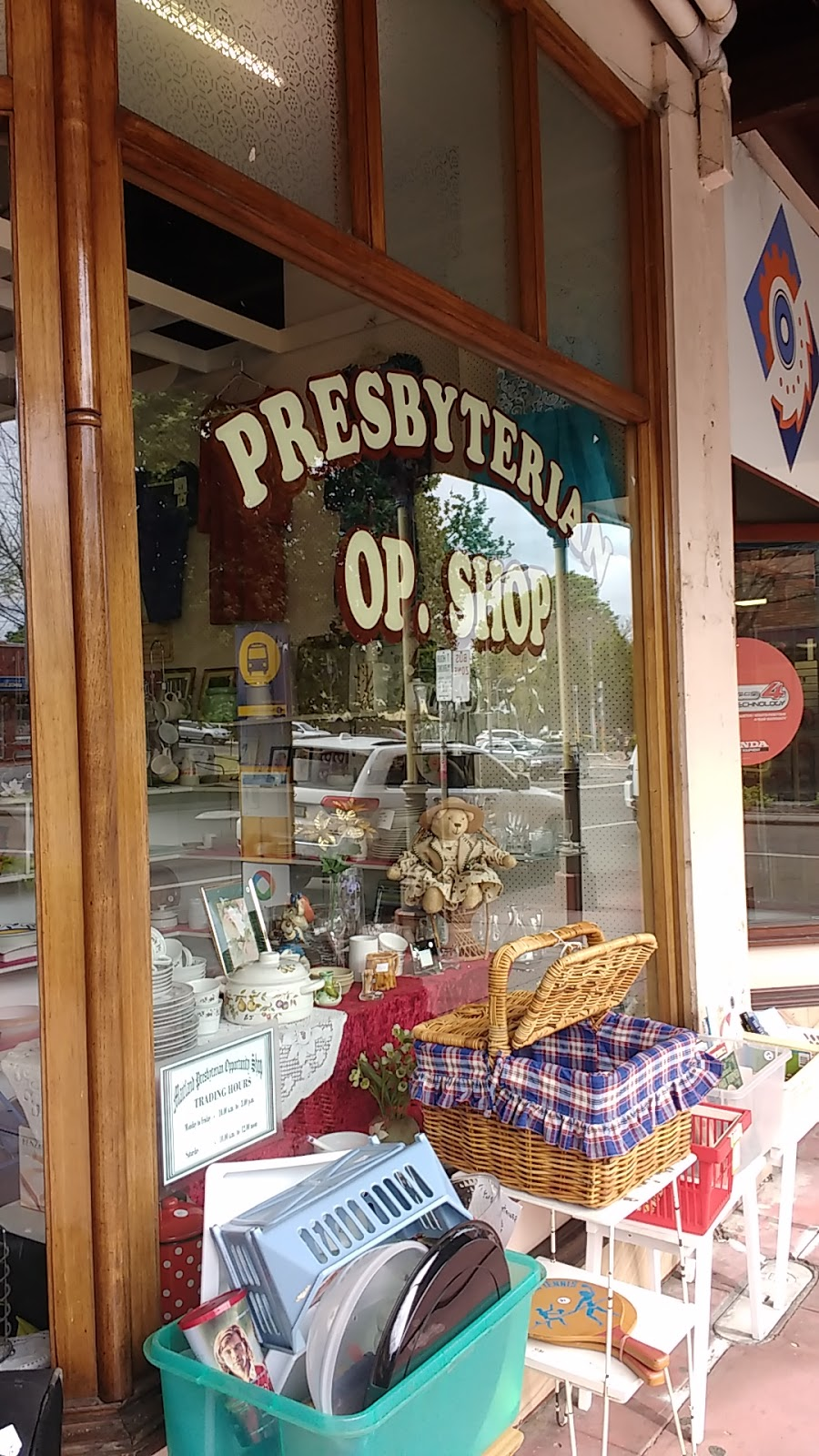 Presbyterian Opportunity Shop | store | 501 High St, Maitland NSW 2320, Australia | 0249343870 OR +61 2 4934 3870