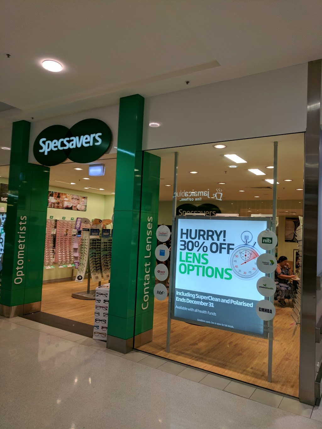 Specsavers Optometrists - Townsville Castletown | store | Castletown Shoppingworld, Cnr Woolcock & Kings Rd, Pimlico QLD 4812, Australia | 0747210500 OR +61 7 4721 0500