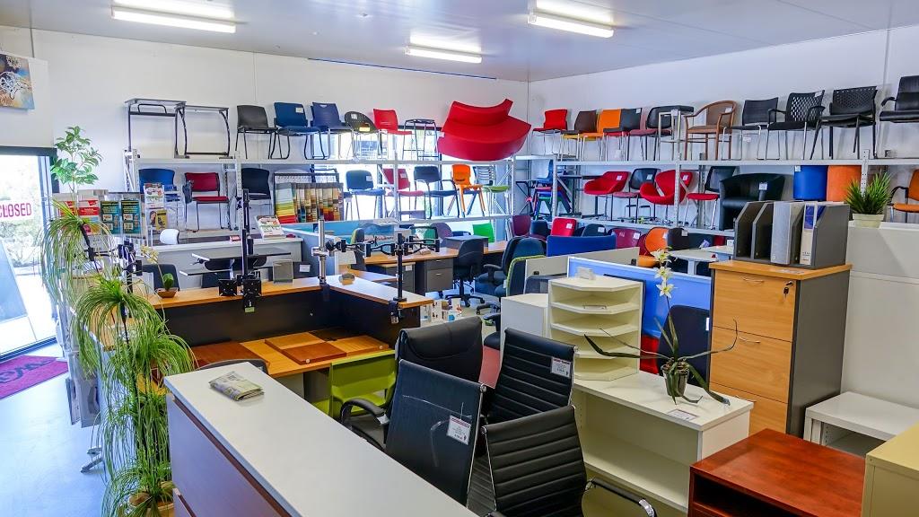 McLeods Office Furniture | furniture store | 4/4 Bramp Cl, Portsmith QLD 4870, Australia | 0740518655 OR +61 7 4051 8655