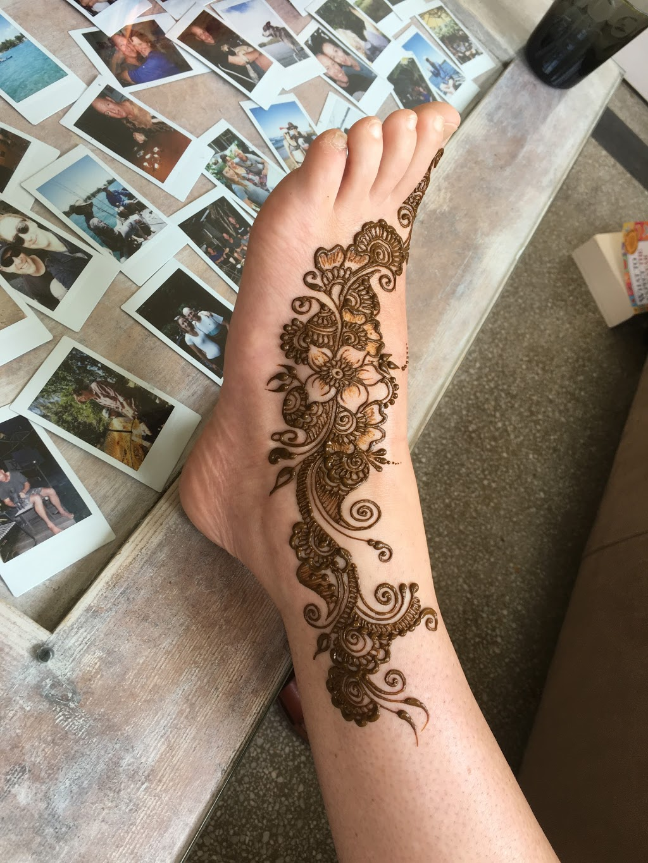 Henna Body Art Melbourne