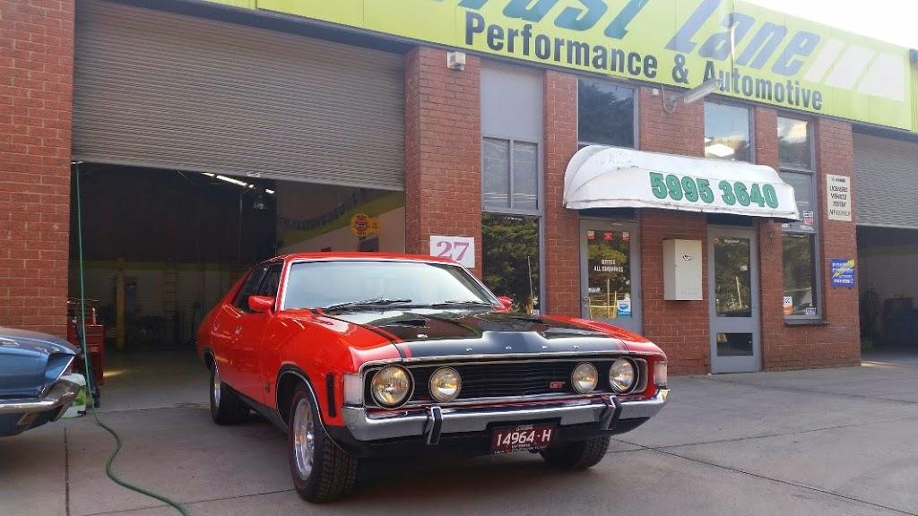 Fast Lane Performance & Automotive - Cranbourne Mechanic | car repair | 4/27 Cameron St, Cranbourne VIC 3977, Australia | 0359953640 OR +61 3 5995 3640