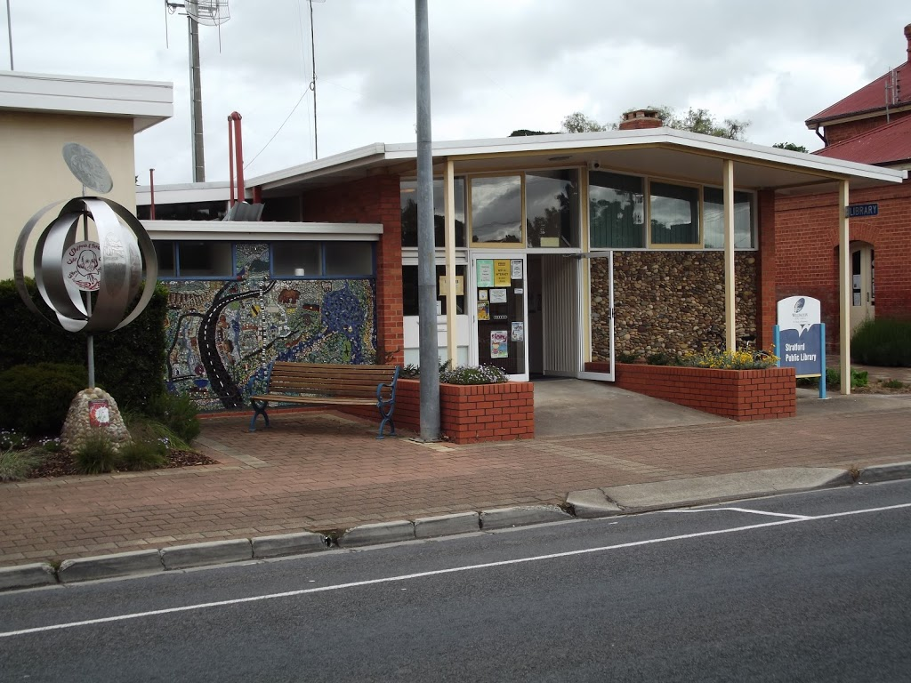 Wellington Library Service | library | 70 Tyers St, Stratford VIC 3862, Australia | 0351456403 OR +61 3 5145 6403