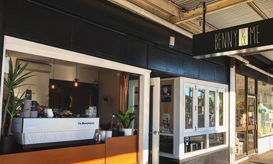 Benny & Me   cafe   25 Rose St, Essendon VIC 3040, Australia   0393371994 OR +61 3 9337 1994