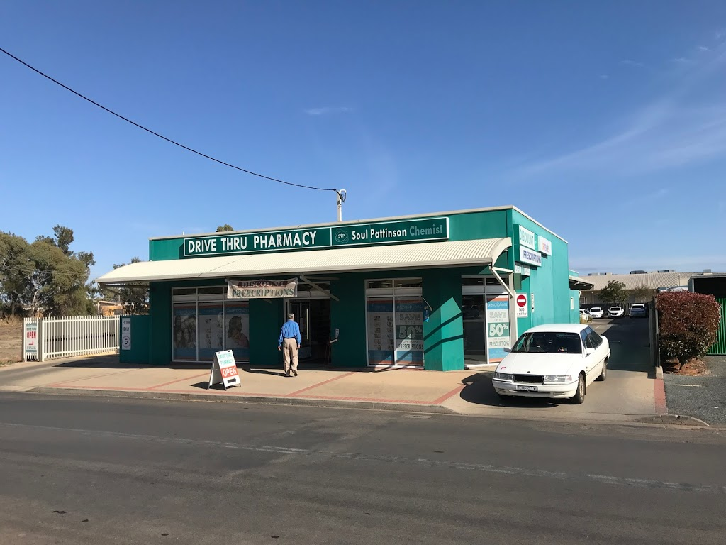 Drive Thru Pharmacy | pharmacy | 18 Bonegilla Rd, Griffith NSW 2680, Australia | 0269645570 OR +61 2 6964 5570
