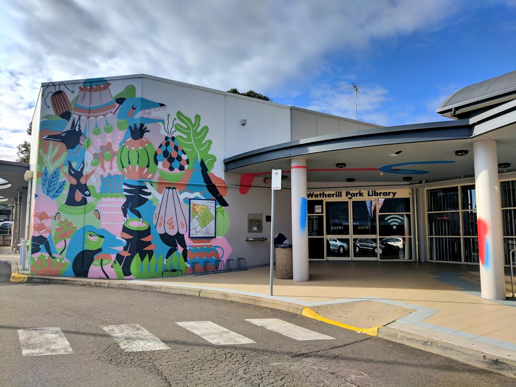 Wetherill Park Library | library | 561-583 Polding St, Wetherill Park NSW 2164, Australia | 0297250333 OR +61 2 9725 0333