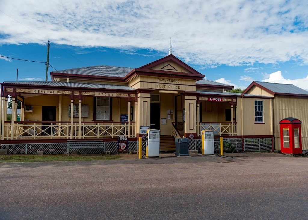 Australia Post - Ravenswood LPO | post office | Lot 1 Macrossan St, Ravenswood QLD 4816, Australia | 0747702136 OR +61 7 4770 2136