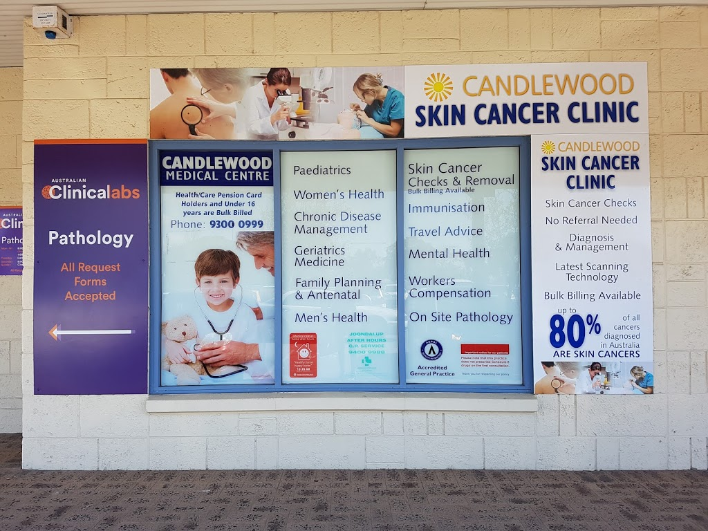 Candlewood Medical Centre Doctor 5 45 Candlewood Blvd Joondalup Wa 6027 Australia