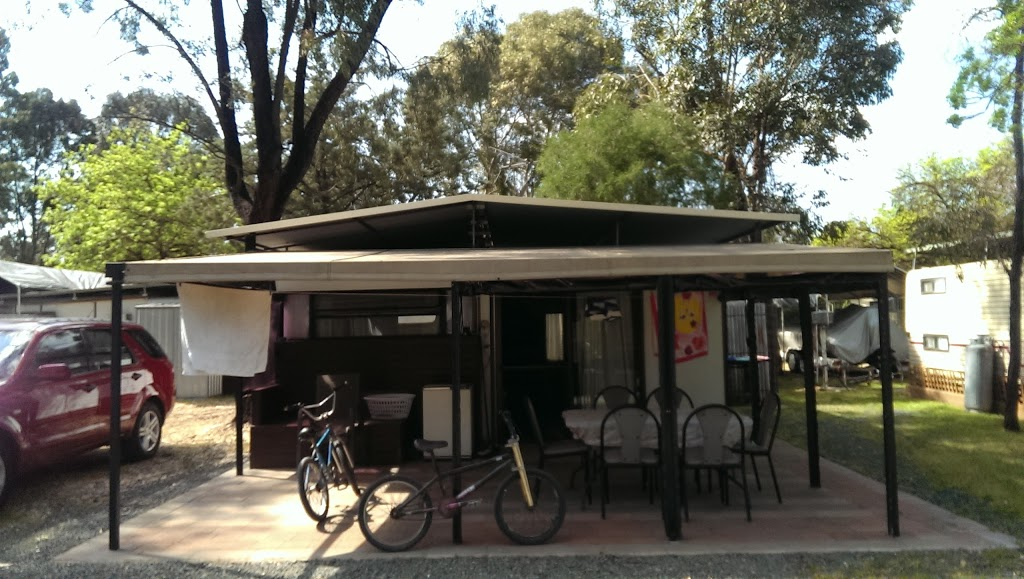 Discovery Parks - Horseshoe Lagoon - Lodging | Old Barmah Rd