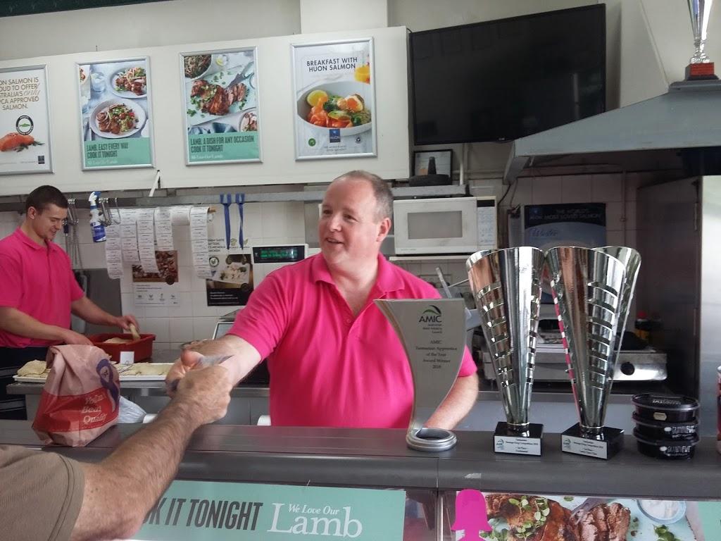 Greens Quality Meats | store | 116B King St, Dynnyrne TAS 7005, Australia | 0362348887 OR +61 3 6234 8887