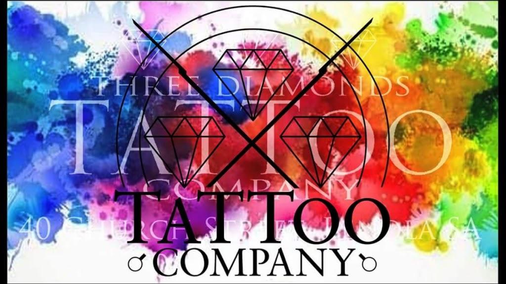 3 Diamonds Tattoo Company   store   40 Church St, Penola SA 5277, Australia   0887280607 OR +61 8 8728 0607
