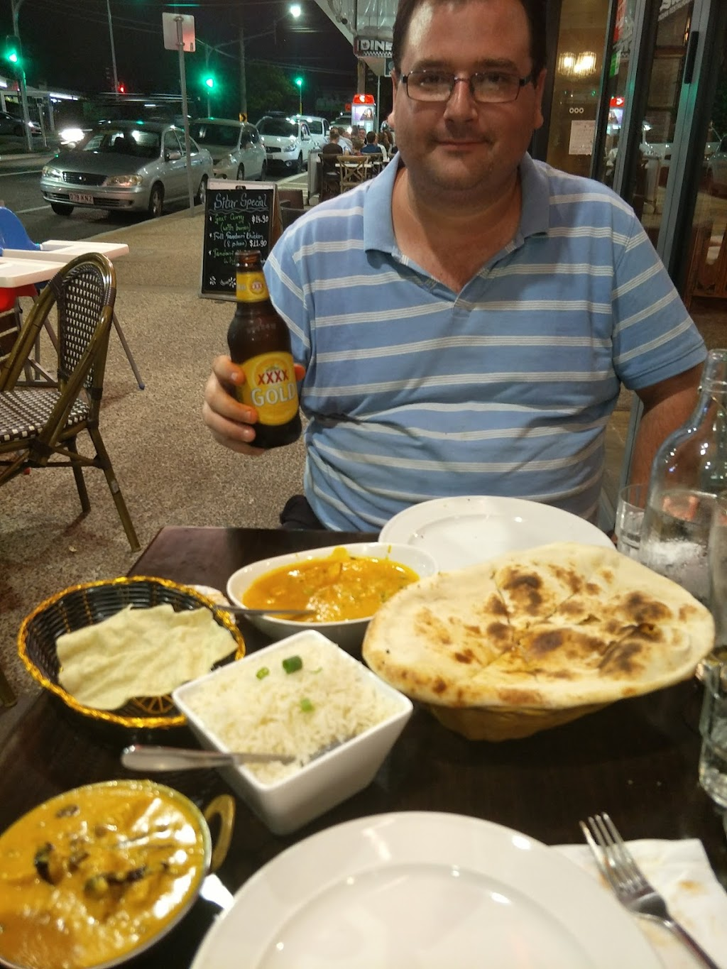 Sitar Indian Restaurant | meal delivery | 2/377 Cavendish Rd, Coorparoo QLD 4151, Australia | 0733944455 OR +61 7 3394 4455