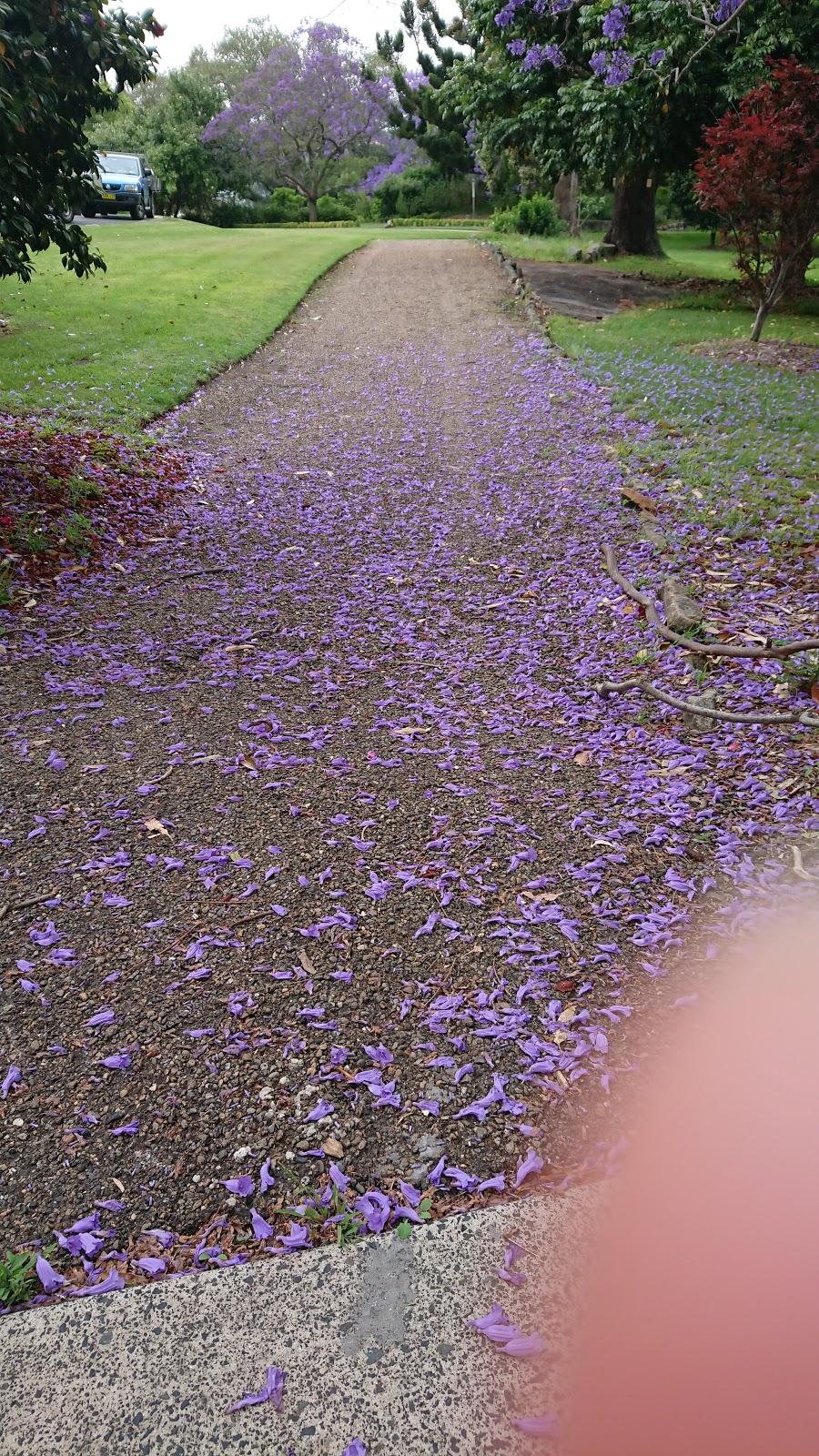 The Rose Garden   park   5 Loyola Dr, Riverview NSW 2066, Australia