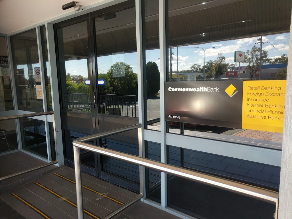 Commonwealth Bank | bank | Ashmore City Centre, Currumburra Rd, Ashmore QLD 4214, Australia | 132221 OR +61 132221