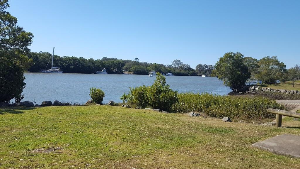 Logan River Boat Ramp | park | LOT 2 Alberton Rd, Alberton QLD 4207, Australia