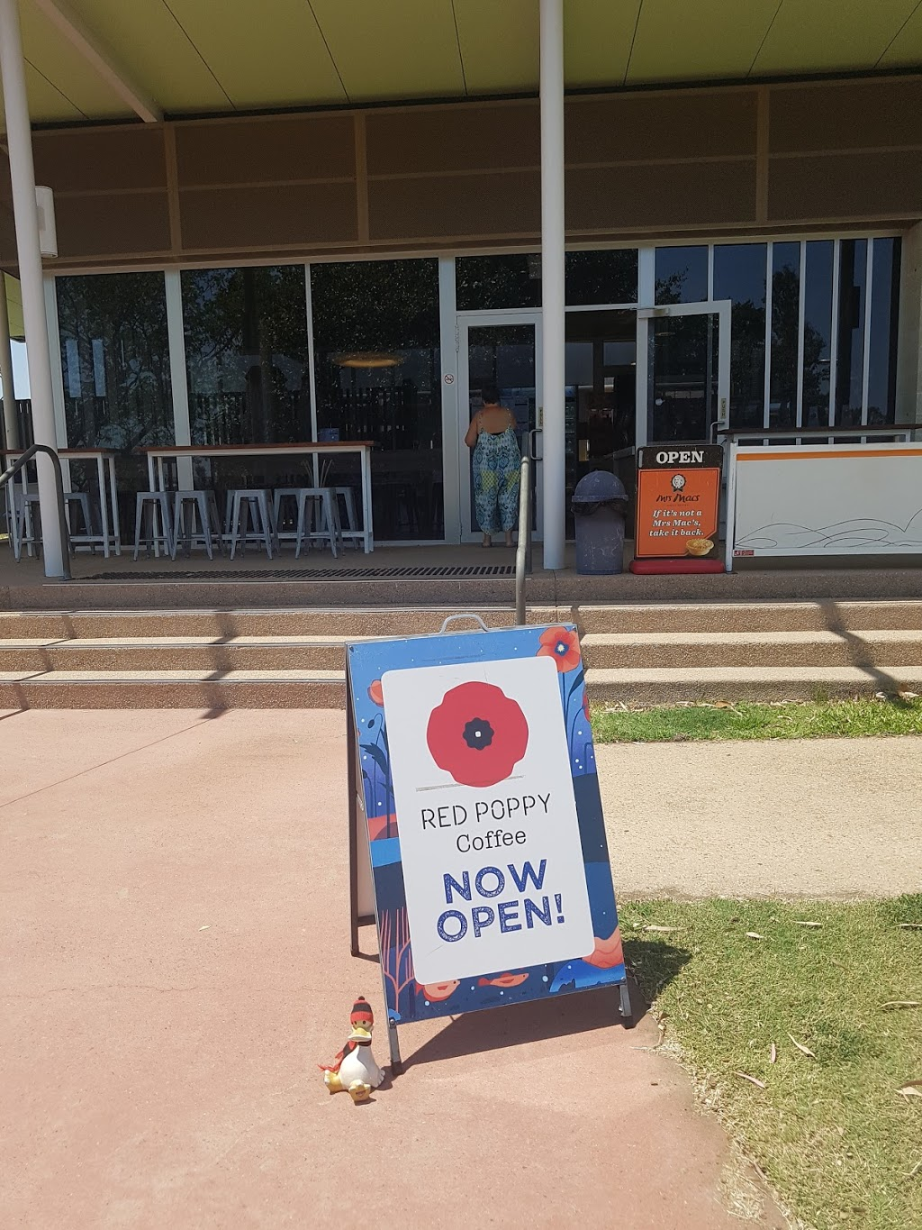Red Poppy Coffee | store | Wandal QLD 4700, Australia | 0749221981 OR +61 7 4922 1981